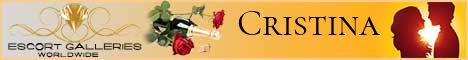 Cristina - Independent Escort