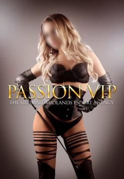 Hot Blonde Kassandra - Escort ladies Birmingham EN 1