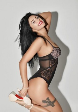 Cristina - Escort ladies Amsterdam 1