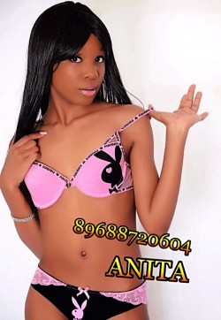 Anita - Escort ladies Moscow 1