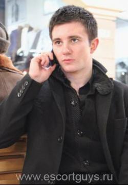Tyler Darden - Escort mens Kiev 1