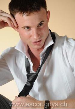 Olivier Cotting - Escort mens Zurich 1