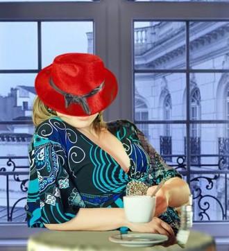 Malika - Escort lady Oslo 4
