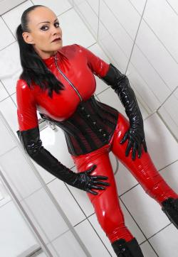 Domina Liane - Escort dominatrix Munich 1