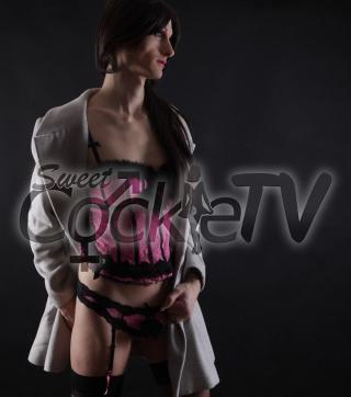 SweetCockieTV - Escort trans Homburg 12