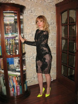 Lana - Escort lady Moscow 2