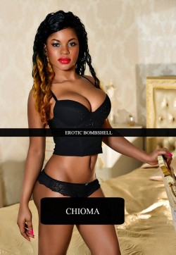 Chioma - Escort ladies Brussels 1