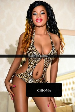 Chioma - Escort lady Brussels 3