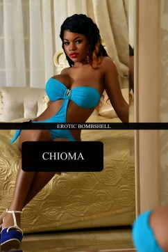 Chioma - Escort lady Brussels 5