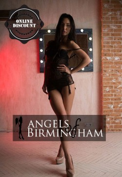 Anna - Escort ladies Birmingham EN 1