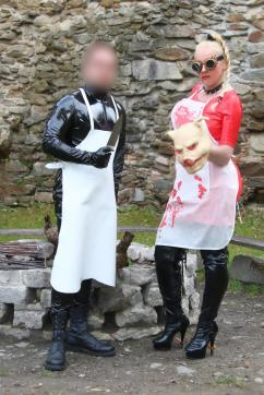Domina Jessica and Master M - Escort couple Salzburg 10