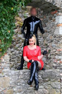 Domina Jessica and Master M - Escort couple Salzburg 11