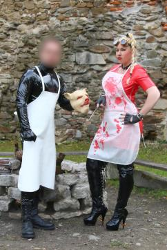 Domina Jessica and Master M - Escort couple Salzburg 14
