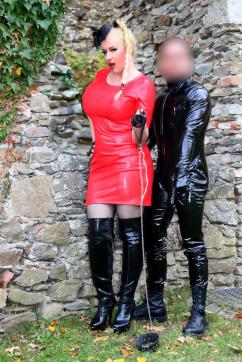 Domina Jessica and Master M - Escort couple Salzburg 15