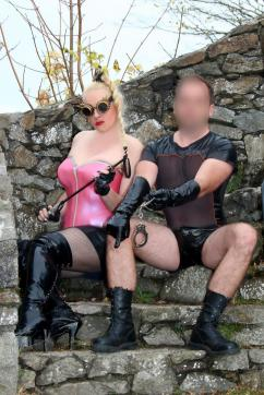 Domina Jessica and Master M - Escort couple Salzburg 16