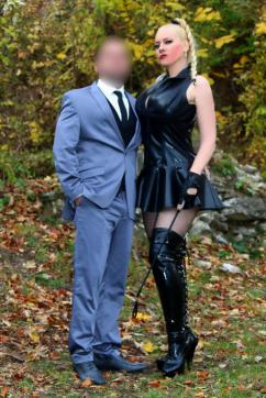 Domina Jessica and Master M - Escort couple Salzburg 17