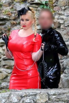 Domina Jessica and Master M - Escort couple Salzburg 2