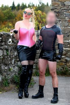 Domina Jessica and Master M - Escort couple Salzburg 3