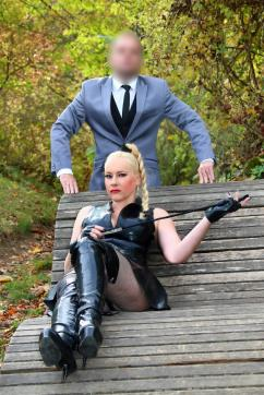 Domina Jessica and Master M - Escort couple Salzburg 5