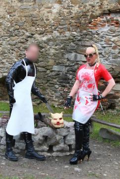 Domina Jessica and Master M - Escort couple Salzburg 6