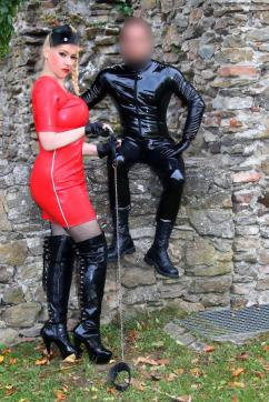 Domina Jessica and Master M - Escort couple Salzburg 7