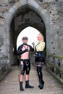 Domina Jessica and Master M - Escort couple Salzburg 9