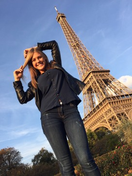 Sannyparis - Escort lady Paris 5