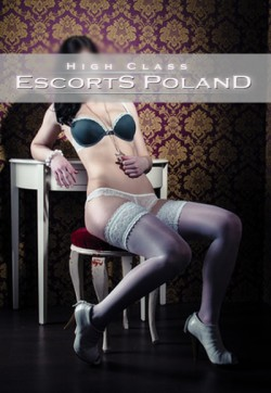 Louise Warsaw Ladies - Escort ladies Warsaw 1