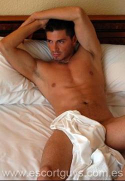 Derek Baires - Escort gays Madrid 1