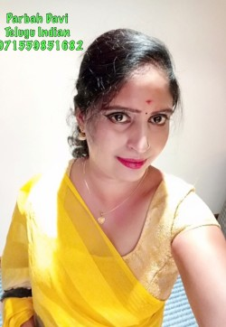 Parbah Davi South Indian - Escort ladies Dubai 1