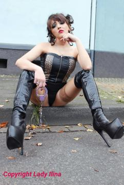 Lady Ilina - Escort dominatrix Duisburg 2