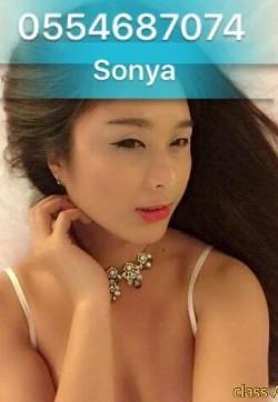 Sonya - Escort lady Abu Dhabi 1