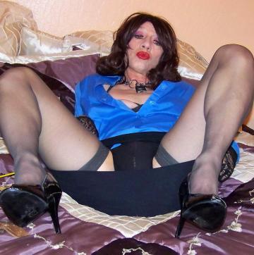 Gina Ropeburn - Escort female slave / maid Reno 5