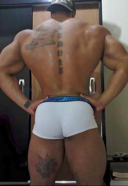 Bruno king size - Escort mens Lisbon 1
