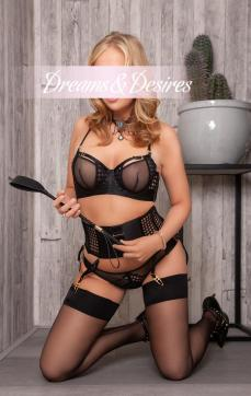 Emily Dreams and Desires - Escort lady Amsterdam 8