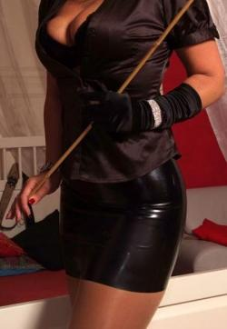 MISS JANE BLACK - Escort dominatrixes Frankfurt 1