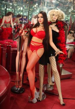 Kinky Jay - Escort dominatrix Rio de Janeiro 1