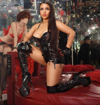 Kinky Jay - Escort dominatrix Rio de Janeiro 3
