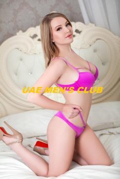 Vitali Dubai real escort - Escort lady Dubai 4