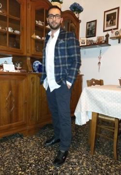 Sandro - Escort mens Modena 1