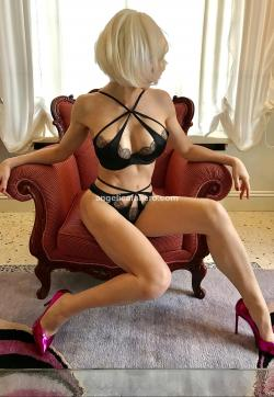 Angelica Faliero Top class italiana - Escort ladies Milan 1
