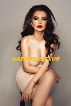 Sibillia - Escort lady Dubai 2