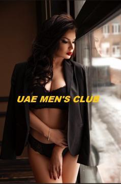 Sibillia - Escort lady Dubai 4