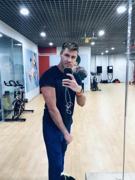 Tomas - Escort gay Moscow 2
