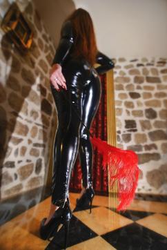 Mistress Lagerta - Escort dominatrix Toulouse 4