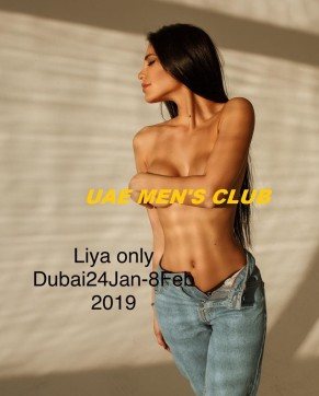 Liya - Escort lady Dubai 2