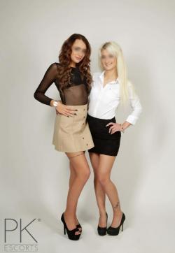 Kylie und Kim - Escort duos Frankfurt 1