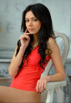 Dominika - Escort lady Prague 1