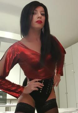 Natasha Brasiliana - Escort trans Milan 1