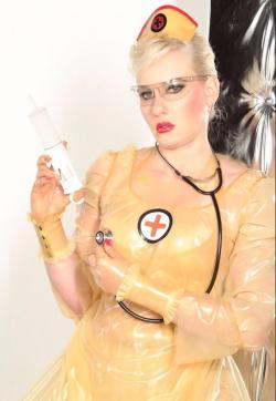 Dr Jessica von Fist - Escort dominatrixes Salzburg 1